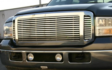 2005-2007 FORD SUPERDUTY F250/F350 Half Inch Billet-Main Grille-Insert