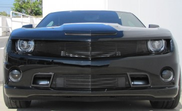 2010-2011 CHEVROLET CAMARO SS/RS/LT/LS High Density Billet-Main Grille-Insert (Black)