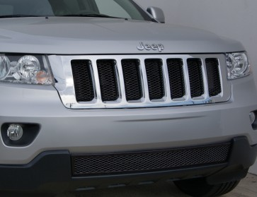 2011 2012 Jeep Grand Cherokee Mesh grille