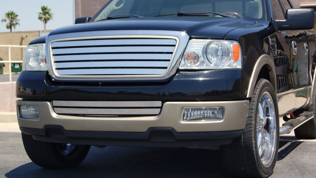 2004 2008 ford f 150 black market grille main grille polished grilles done the right way ablaze grilles