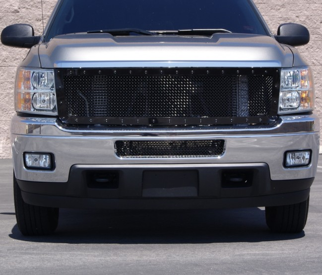 2011 2013 Chevy Silverado 2500 3500 Hd High Density Billet