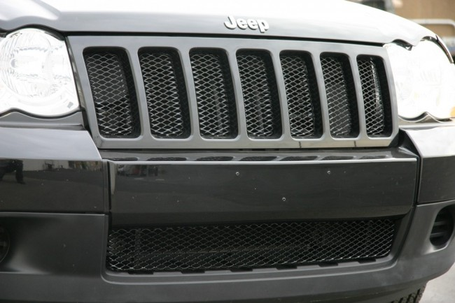 2006 2010 Jeep Grand Cherokee Diamond Cut Mesh Main