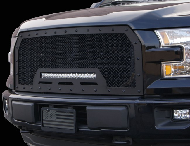 2015 Ford F150 Grill >> 2015 2017 Ford F150 A I With Bolts Full Replacement