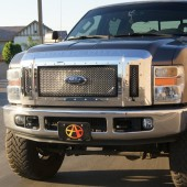 2008-10 Ford SuperDuty Special Edition Grille