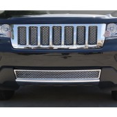 Jeep Diamond Cut bumper Chrome