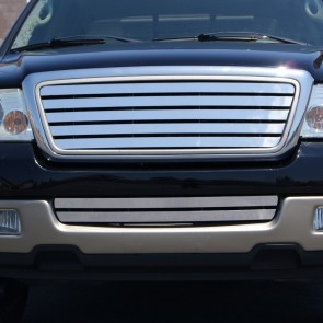 2004-2008 Ford F-150 Black Market™ Grille(Main Grille)(Polished)