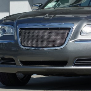 2011-2012 Chrysler 300 Special Edition Boxed Frame Main Grille-Overlay (Chrome)