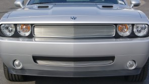 2009-2013 Dodge Challenger High Density Billet-Main Grille-Overlay