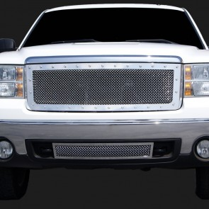 2007-2013 GMC Sierra 1500 Full Replacement-Main Grille(Chrome)