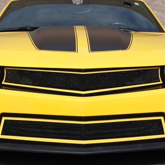 2012 2013 Chevrolet Camaro Zl1 Special Edition Main Grille