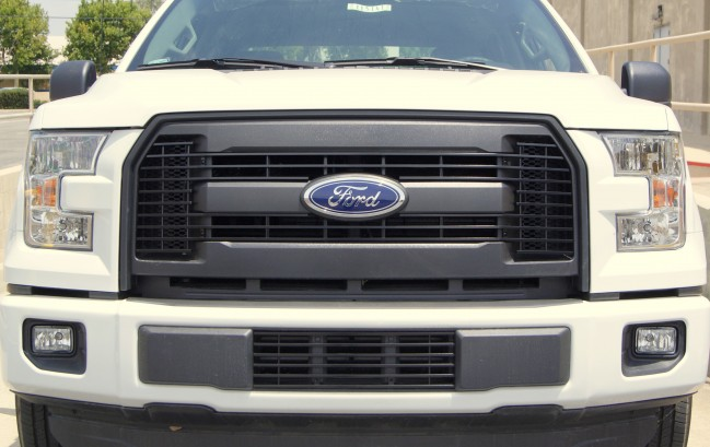 Chevrolet Avalanche 2016 >> 2015 FORD F150 Billet Grille (Black) Grilles done The ...